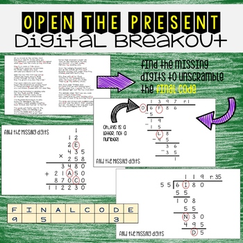 Open the Present Digital Breakout