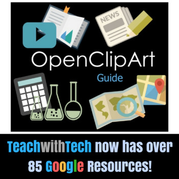 OpenClipArt Clip Art Guide