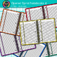 Opened Spiral Notebook Clip Art {Back to School Supplies for Writing Resource} 4