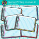 Opened Writing Journal Clip Art 3 - Writing Journal Prompt Use