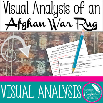 A Thousand Splendid Suns:  Afghani War Rug Analysis