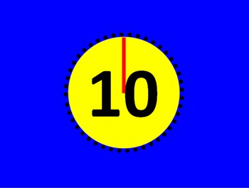 Opening Hooks:  10-Second Countdown