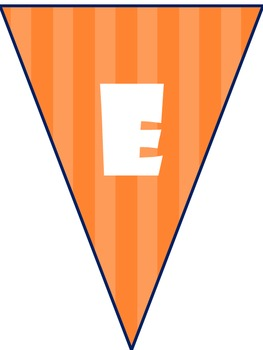 Opening Soon! Pennant Banner