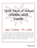 Opening Week Bundle