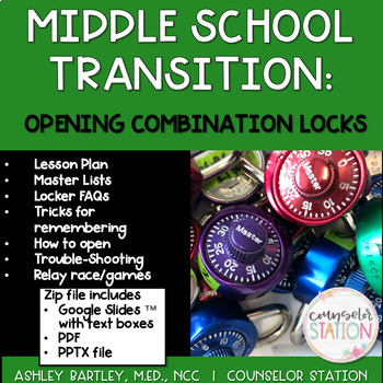 Opening a Combination Lock