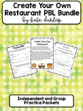 Opening a Restaurant Individual and Group Recording Packets