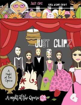 Opera Clip Art