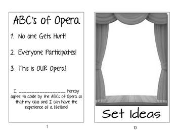 Opera by Children Journal