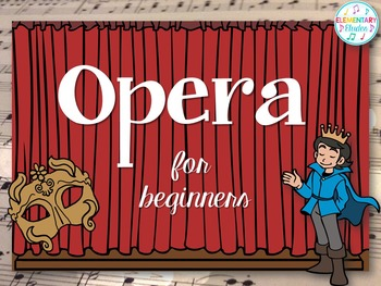 Image result for opera for beginners