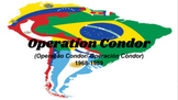 Operation Condor PowerPoint Lecture & Quiz