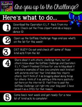 Operation E.L.F Freebie #1 {Creative Clips Digital Clipart}
