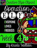 Operation E.L.F Freebie #4 {Creative Clips Digital Clipart}