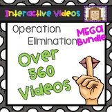 Operation Elimination MEGA Bundle - Interactive Videos