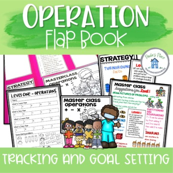 Operation Flap Book