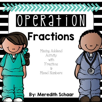 Operation Fractions