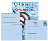 Operation Orca Guided Reading Packet