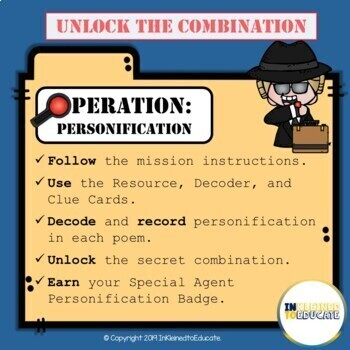 Operation: Personification