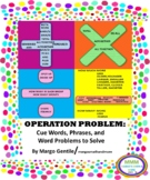#backtoschool Operation Problem: Cue Words, Phrases, and W