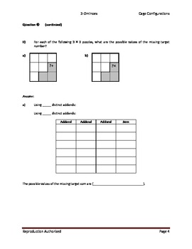 Operation Puzzles_Student Worksheets (3-Omino)