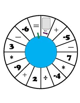 Operation Rotation - Activity/Math Center