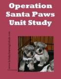 Operation Santa Paws Unit Study