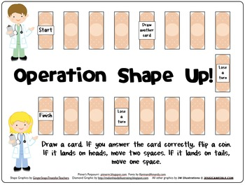 Operation Shape Up!