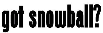 Operation Snowball - Got Snowball logo
