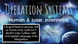 Operation Systems: Human & Body, Interstellar