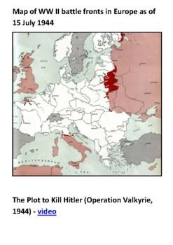 Operation Valkyrie Handout