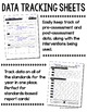 4th Grade Quick Assessments and RTI Data Collection - All Standards BUNDLE