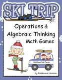 Operations & Algebraic Thinking Games, Centers, Printables