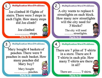 Multiplication within 100 - 3rd Grade 3.OA.A.3