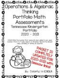 Operations & Algebraic Thinking Portfolio Assessment