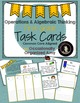 Operations & Algebraic Thinking Task Cards- First Grade CCSS UPDATED!