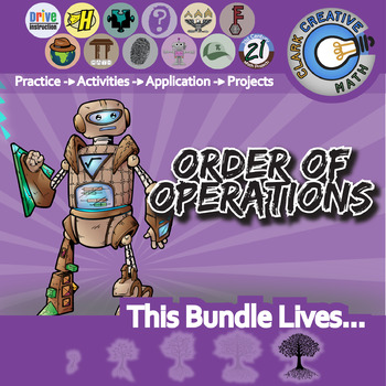 Operations, Integers & Rational Numbers -- Unit Bundle