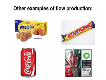 Operations - Production Methods - PPT & Worksheet - Business Studies