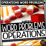 Operations Word Problems