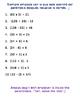 Operations Worksheet Parenthesis- EDITABLE BILINGUAL SPANISH ENGLISH