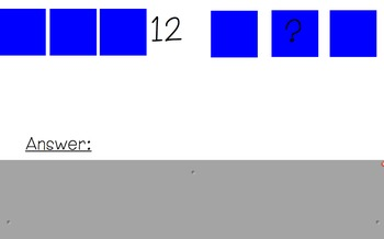 Pattern and Game Warm-ups: Operations and Algebraic Thinking