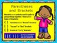 Operations and Algebraic Thinking: 5th Grade 5.OA.1-3 Posters and PowerPoint