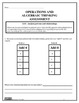 Operations and Algebraic Thinking Assessment Grade 5 (OA.3)