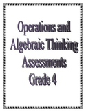 Grade 4 Operations and Algebraic Thinking Assessments Comm