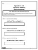 Operations and Algebraic Thinking Assessments Grade 5 (OA.1-2)