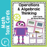 NWEA MAP Math Test Prep Operations RIT Band 191-200 Interventions