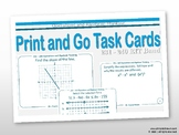 Operations and Algebraic Thinking Task Cards: RIT Band 231 - 240