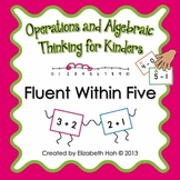 Fluent within Five: Games and activities for building math