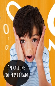 Operations for First Graders