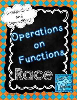Operations on Functions Race Game