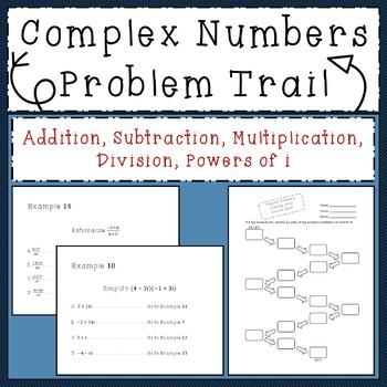 Complex Numbers Problem Trail