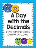 Operations with Decimals Story